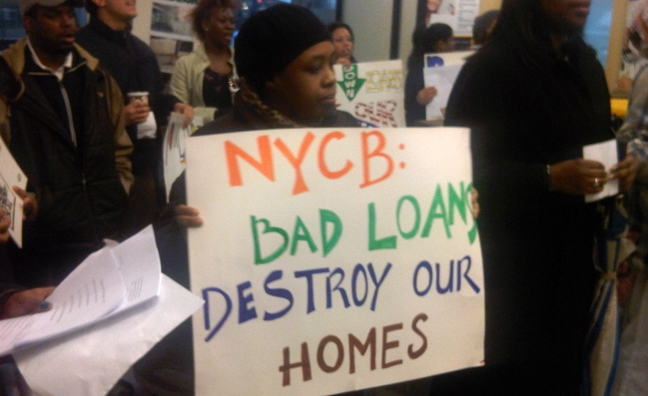 Tackling New York CommunityBank