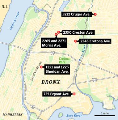 """Bank Sells Bronx Mortgage"": Wall StreetJournal"