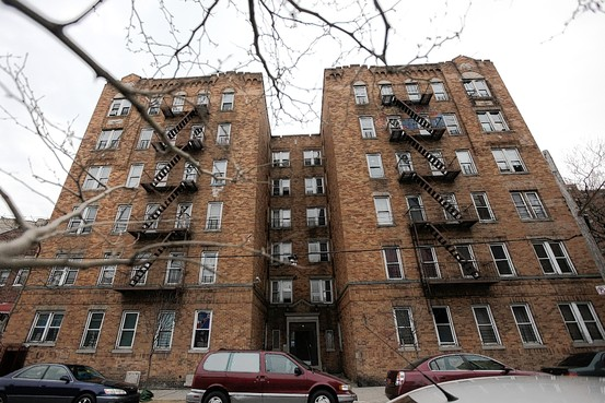 """Tenants Turn to Lenders to Repair Buildings"" Wall Street Journal"